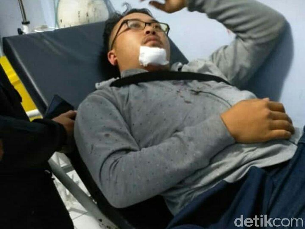 Pemuda di Lembang Dianiaya Gerombolan Bermotor
