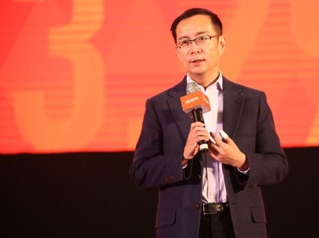 Mengenal Daniel Zhang, Pria Santun Pengganti Jack Ma