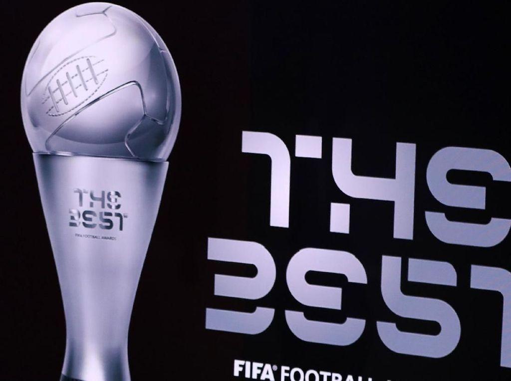 Van Dijk Vs Ronaldo-Messi Rebutkan Gelar Pemain Terbaik FIFA 2019