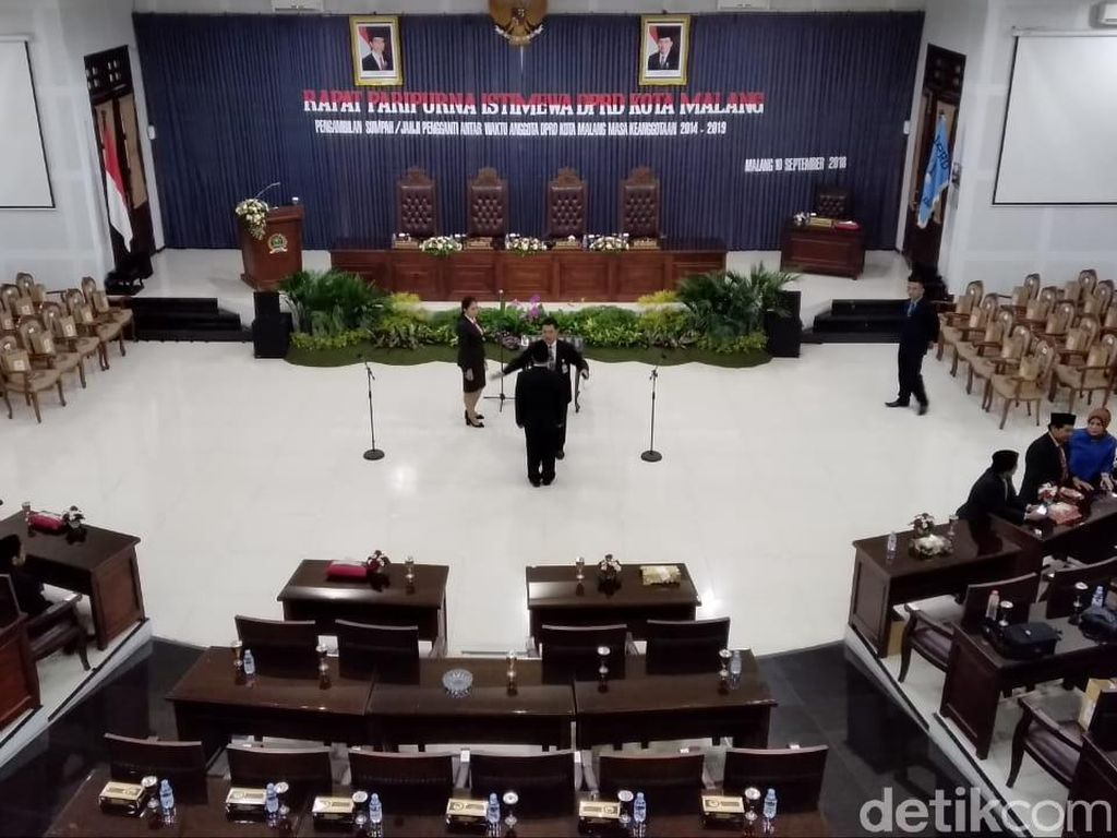Tanda Tangan Pakta Integritas, Pengamat: Tidak Menjamin Bebas Korupsi
