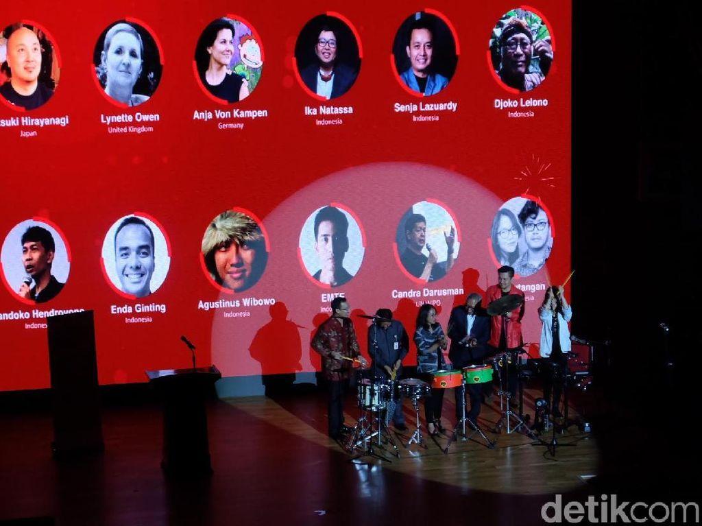 Resmi Dibuka, Litbeat Festival Majukan Semangat Literasi
