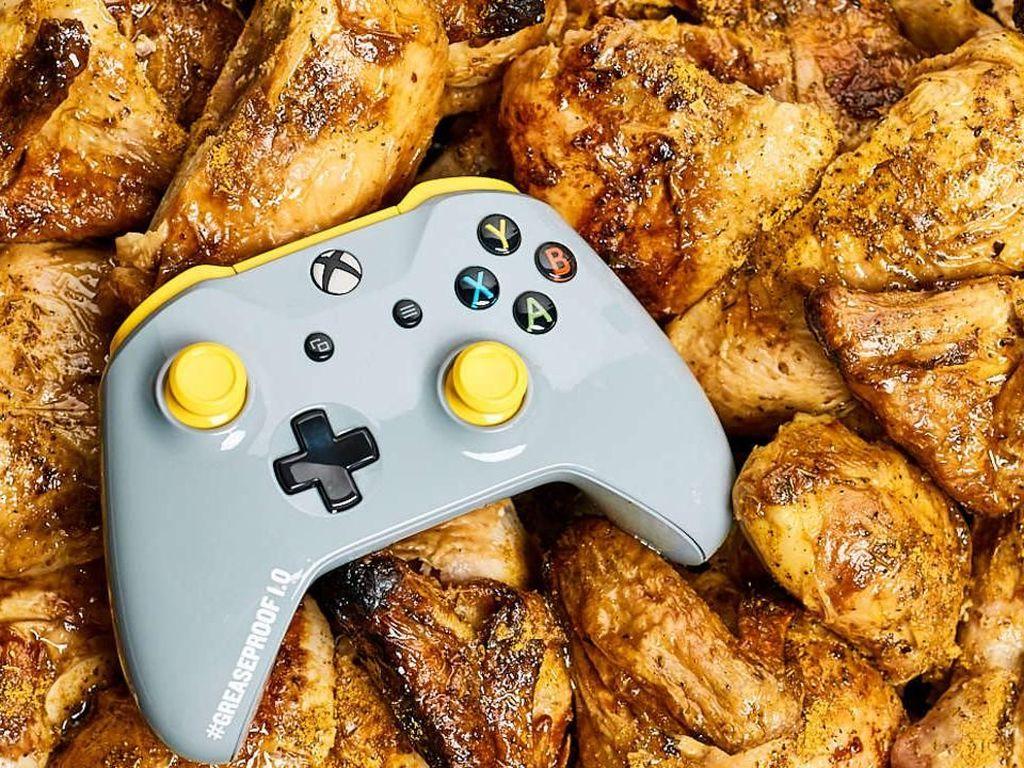 XBOX Perkenalkan Konsol Khusus Untuk Gamers yang Doyan Ngemil