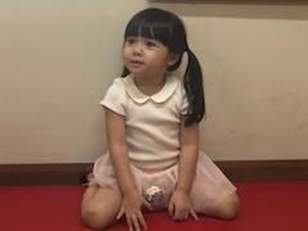 Wah, Kecil-kecil Gempi Sudah Jago Bahasa Mandarin Lho