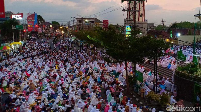Perayaan Tahun Baru Islam di Kediri, Doa Bersama untuk NKRI
