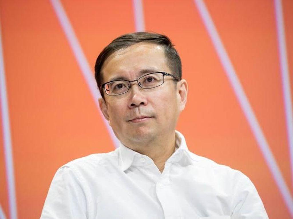 Filosofi Poker dalam Diri Bos Baru Alibaba
