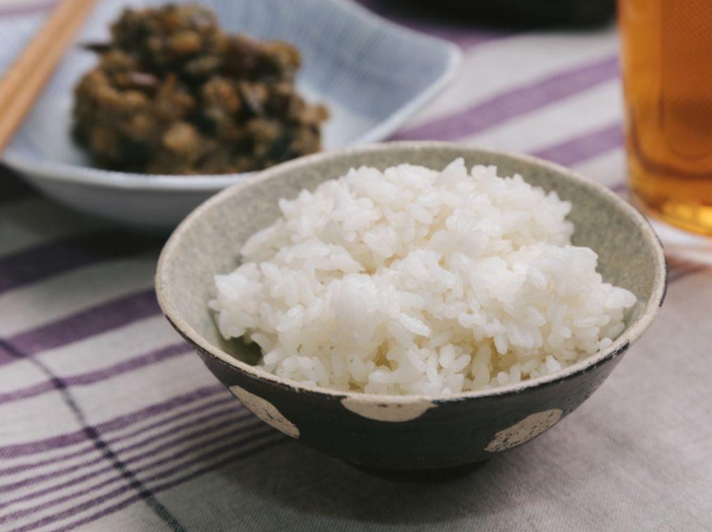 JanganTakut Gemuk, Sarapan Nasi Putih Justru Punya Manfaat Sehat