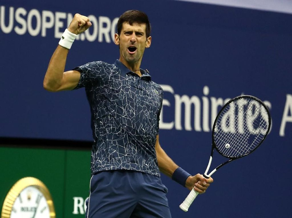 Dari Gunung ke Flushing Meadows, Novak Djokovic Mendaki ke Puncak Lagi