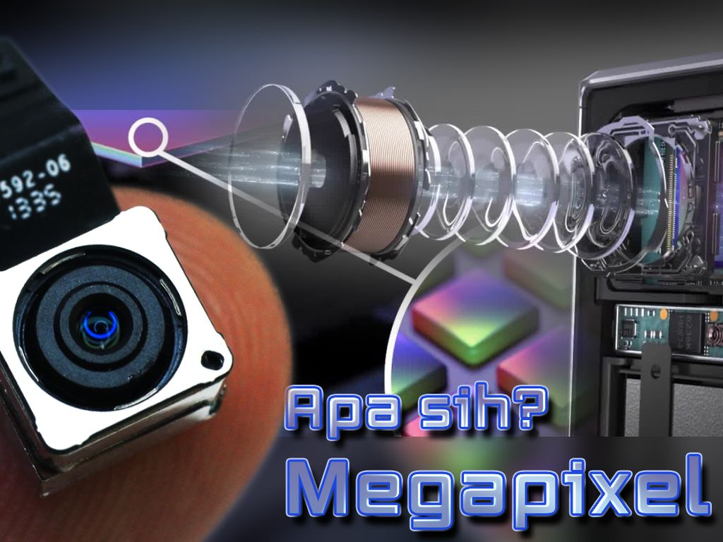 Apa Sih Megapixel yang Sering Disebut di Kamera Ponsel?