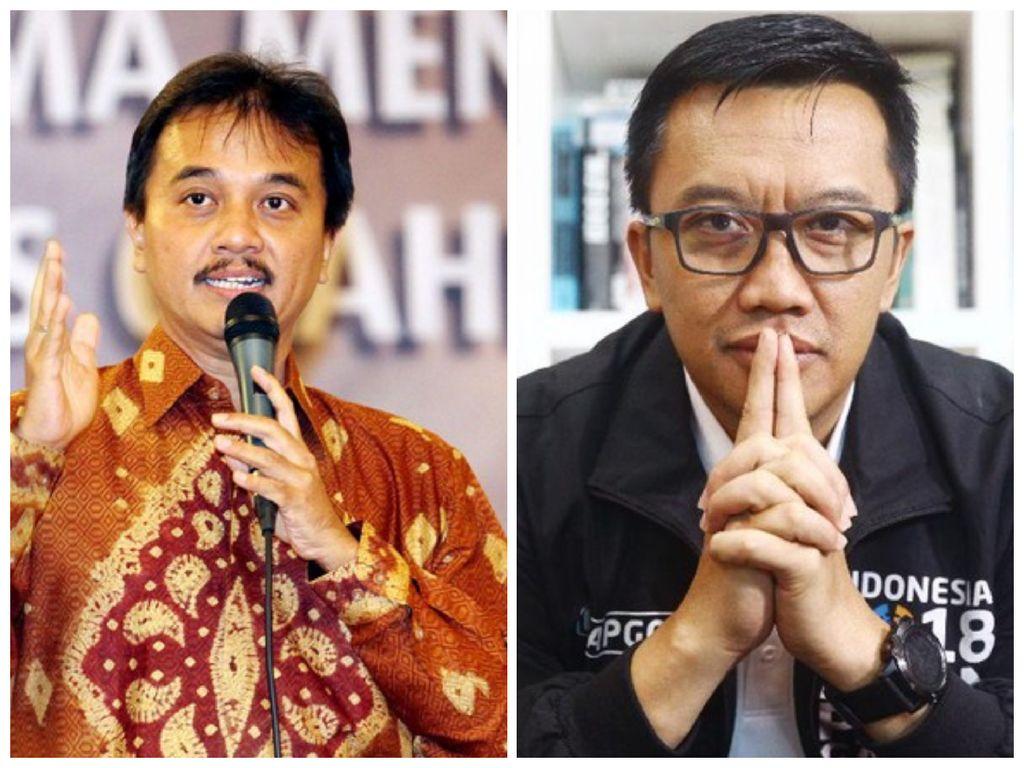 Siap Mediasi, Pihak Roy Suryo Kirim Surat ke Menpora Hari Ini