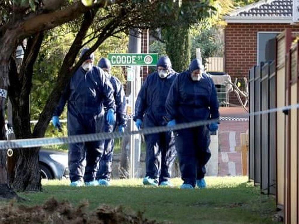 Tragis! 5 Mayat Ditemukan Polisi Perth di Dalam Rumah