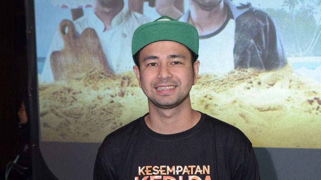 Penampilan Raffi Ahmad Si Duda Keren