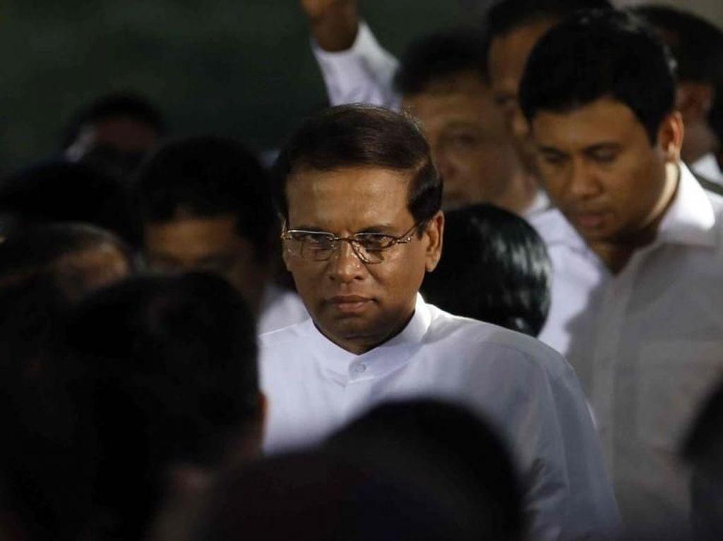 Laporan Parlemen Sri Lanka Salahkan Presiden Soal Bom Paskah