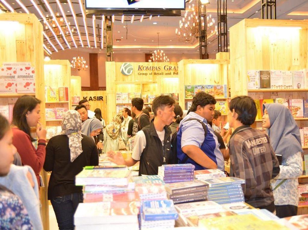 Indonesia International Book Fair 2019 Boyong Puluhan Penerbit