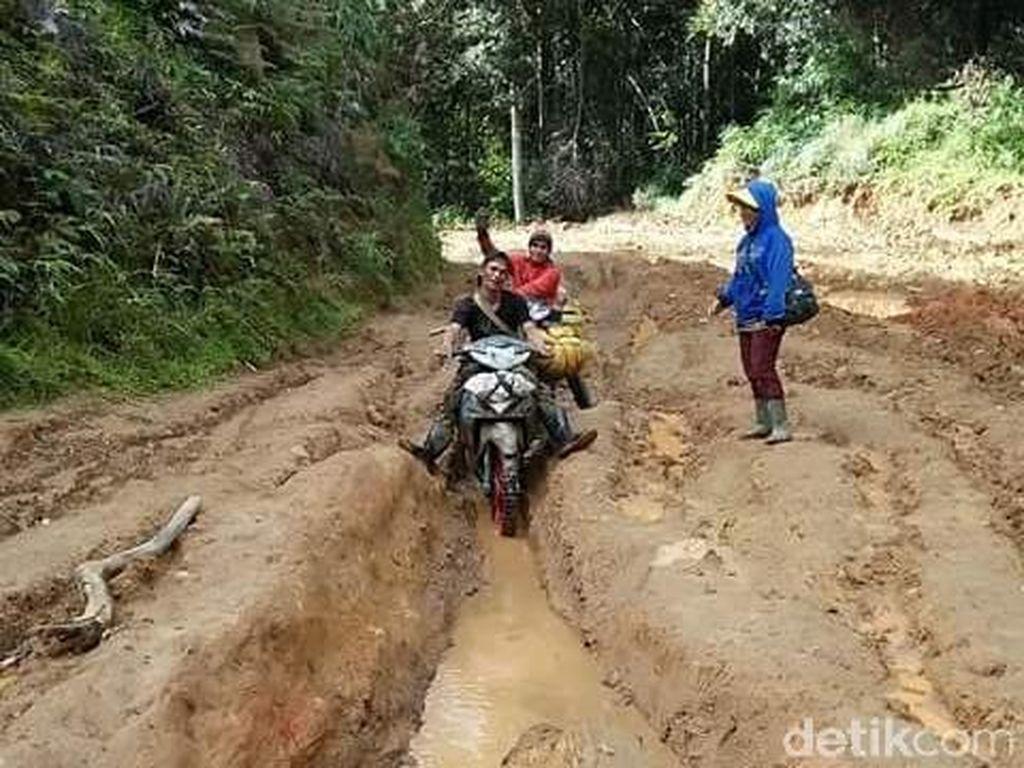 Pemprov Sulsel Siapkan Rp 100 M Rampungkan Jalan Aspal Seko yang Terisolir