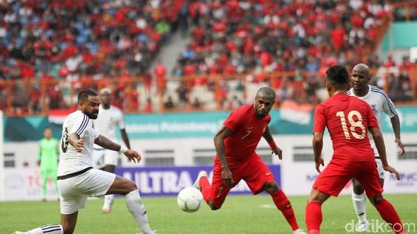 Indonesia Memainkan Sepakbola Modern