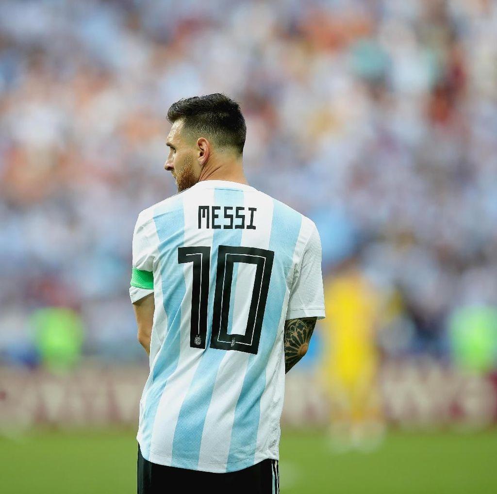 Keluarga Messi Semprot Balik Maradona