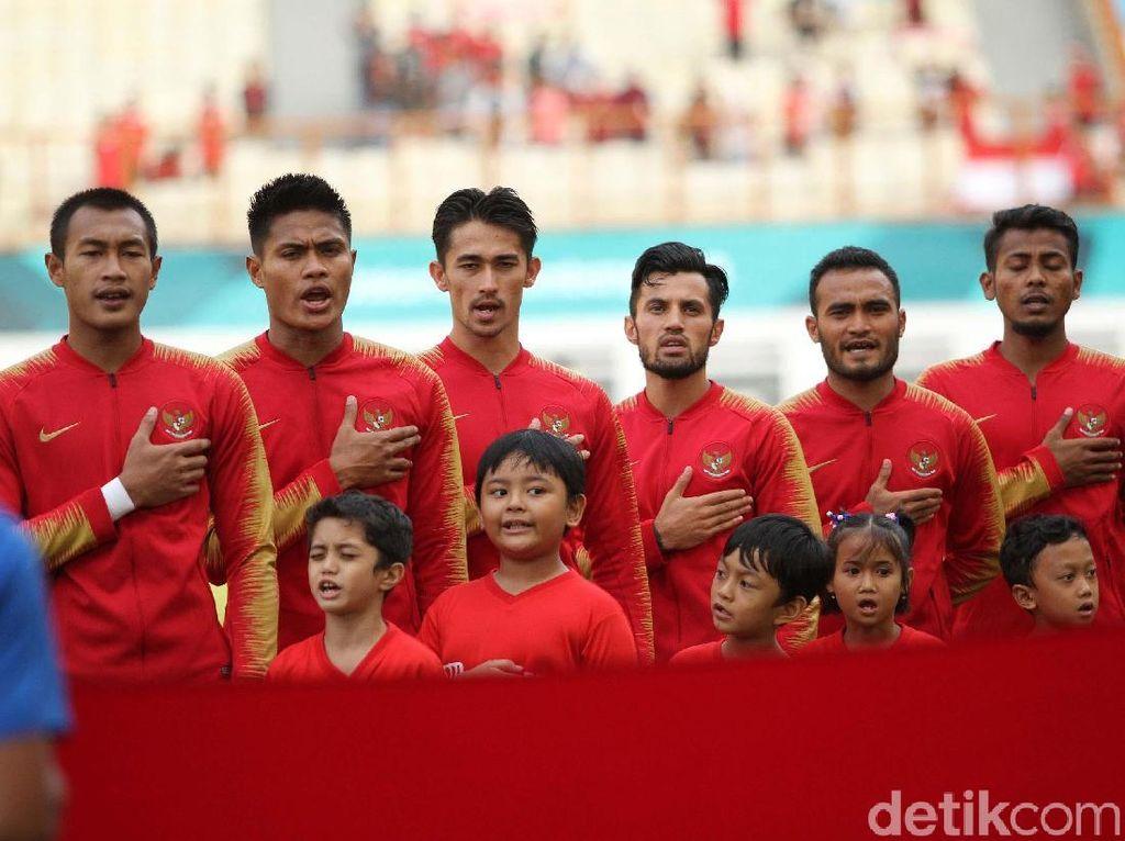 Tentang Skuat Timnas di Piala AFF Rasa Asian Games