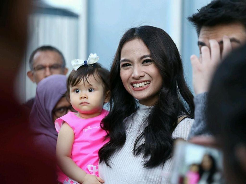 Puas Rehat karena Urus Anak, Acha Septriasa Balik Main Film