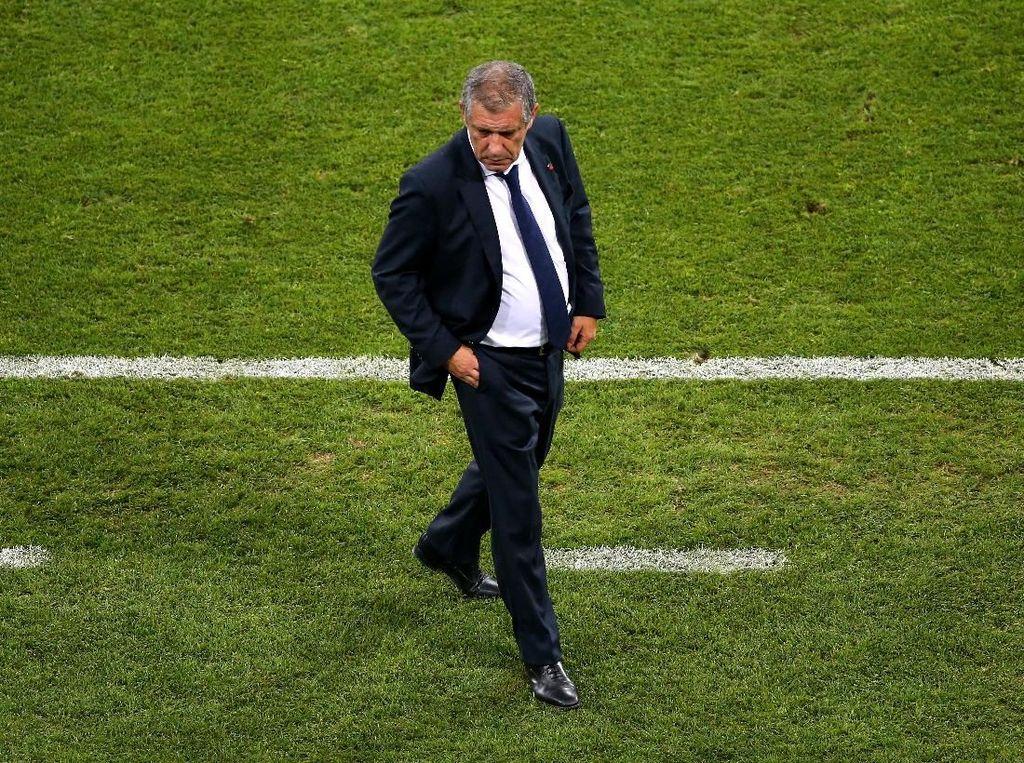 Serunya Portugal Vs Italia Seperti yang Diharapkan Fernando Santos