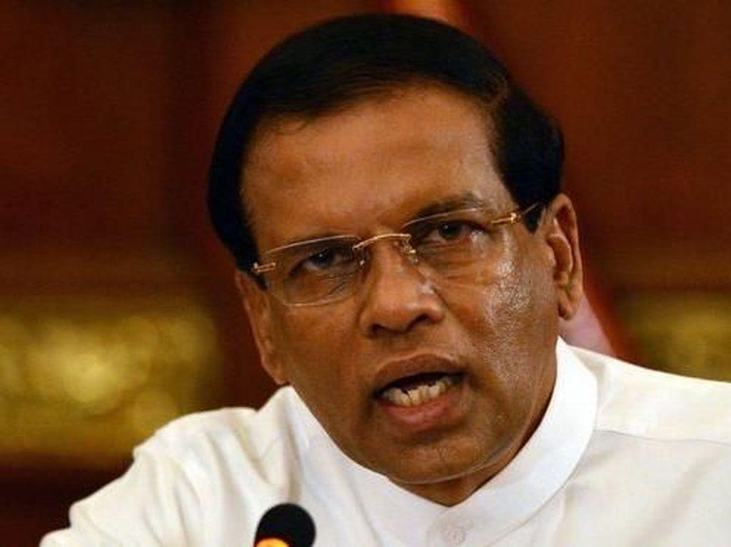 Kontroversi Presiden Sri Lanka: Ngamuk Kacang Mete, Cambukan Konser