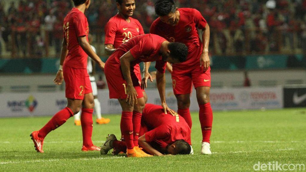 Indonesia Menang Atas Mauritius 1-0