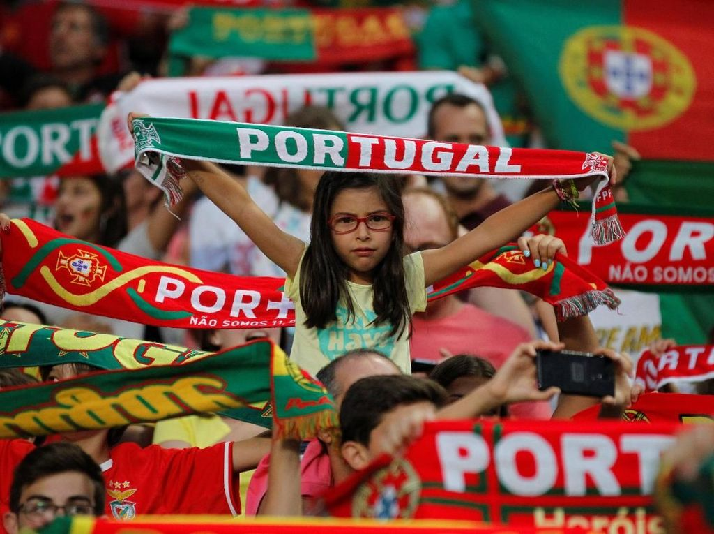 Video: Portugal Ungguli Polandia 2-3