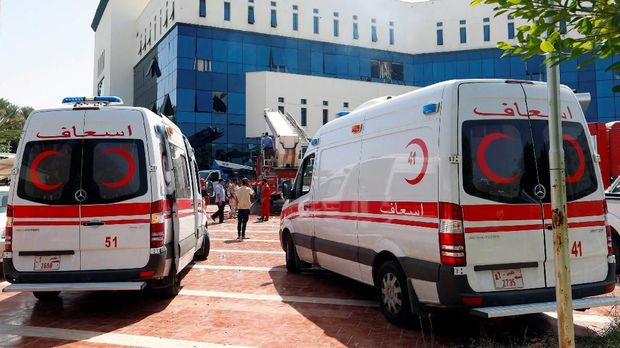 Pengebom Bunuh Diri Serang Kantor Perusahaan Minyak Libya