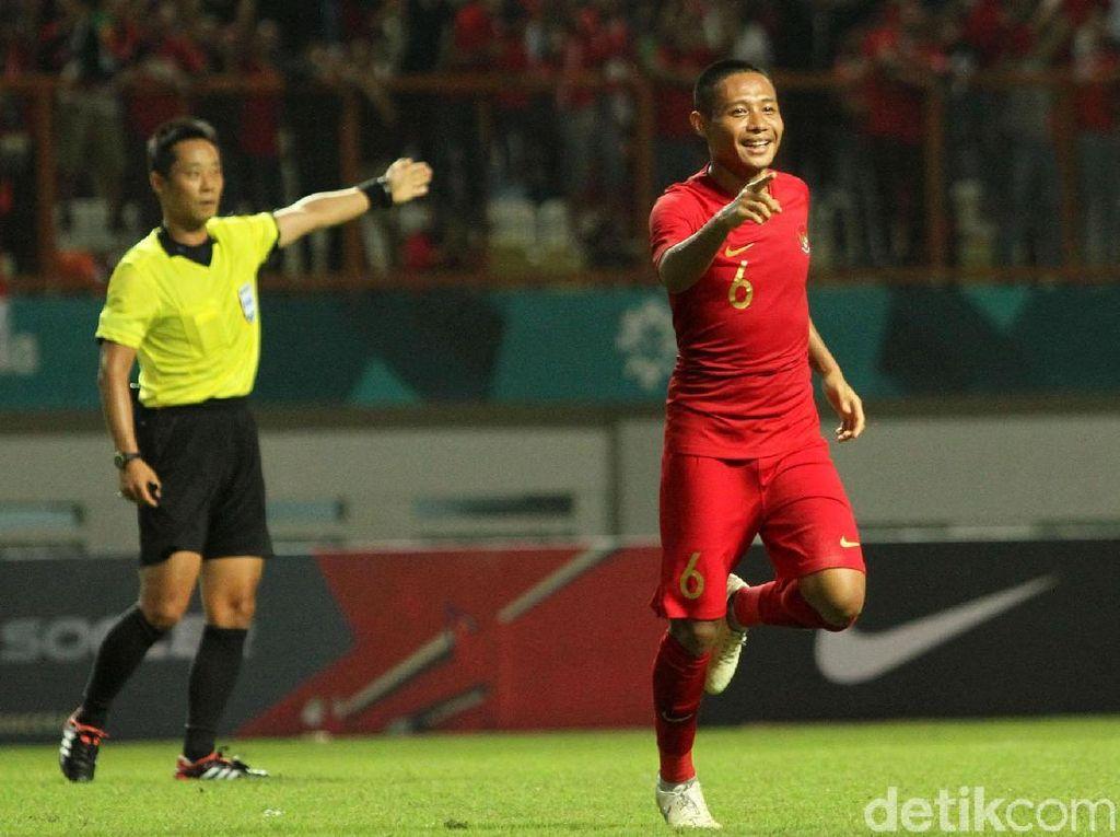 Evan Dimas Diminati Klub Jepang dan Thailand