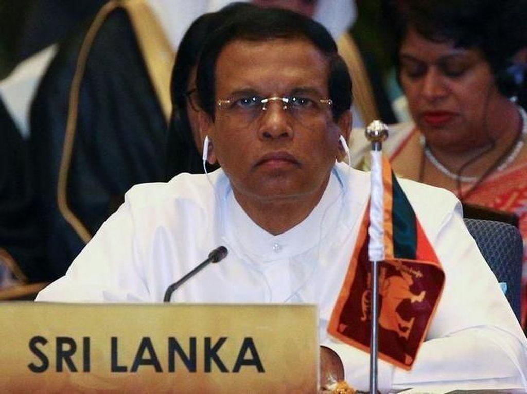 Parlemen Sri Lanka Kecam Presiden yang Tolak Investigasi Teror Bom Paskah