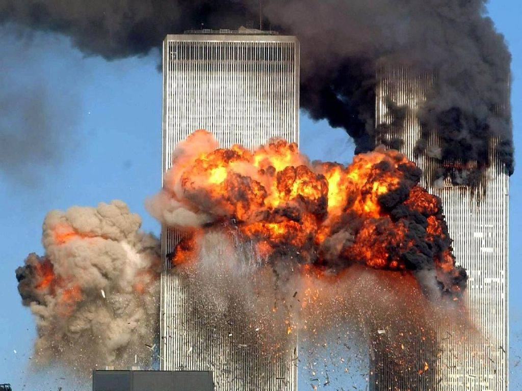 Mengenang Tragedi 9/11