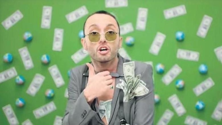 Penyanyi Turki Diselidiki karena Pakai Dolar AS di Video Klip