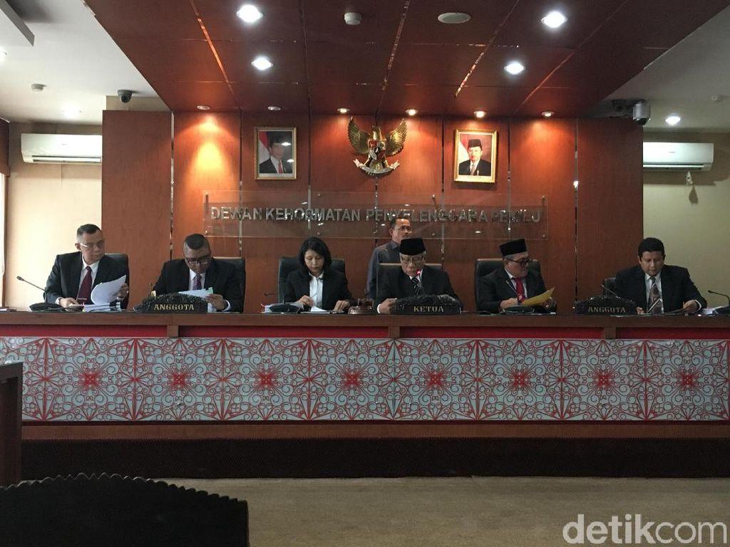 Timsel Sesalkan Anggota KPU Tangsel Sembunyikan Identitas Gerindra