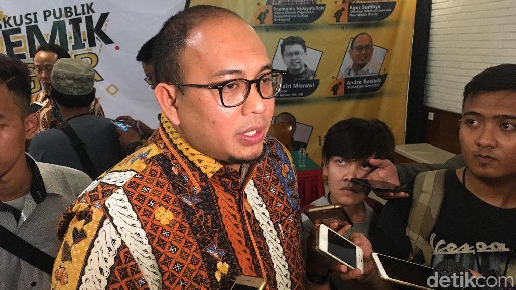 Tim Prabowo Minta Kemendagri Tegur Kepala Daerah Dukung Jokowi