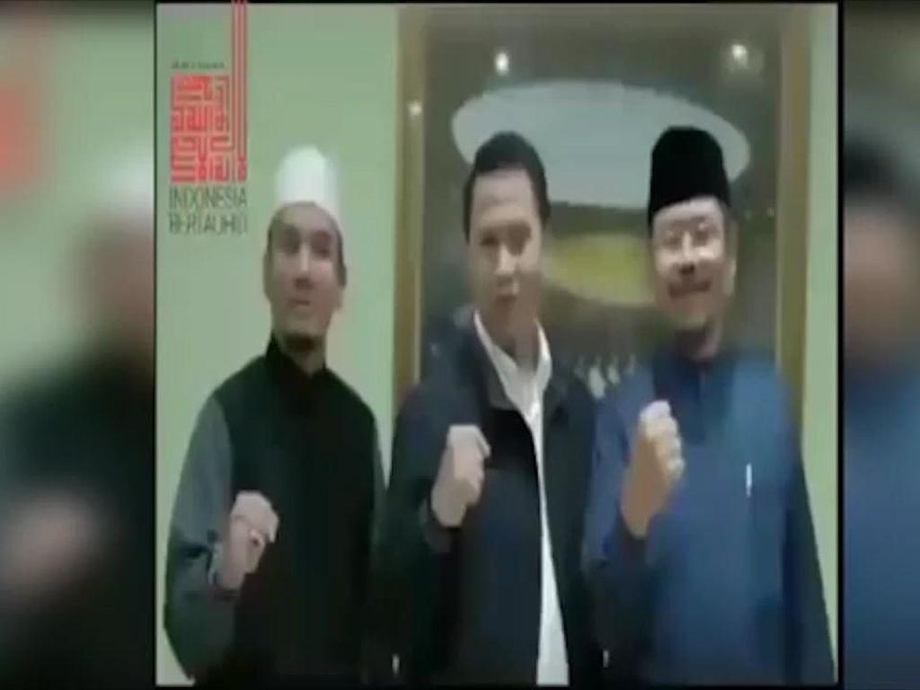 Ini Video Mardani Ali Sera dan Jubir HTI yang Dilaporkan Makar