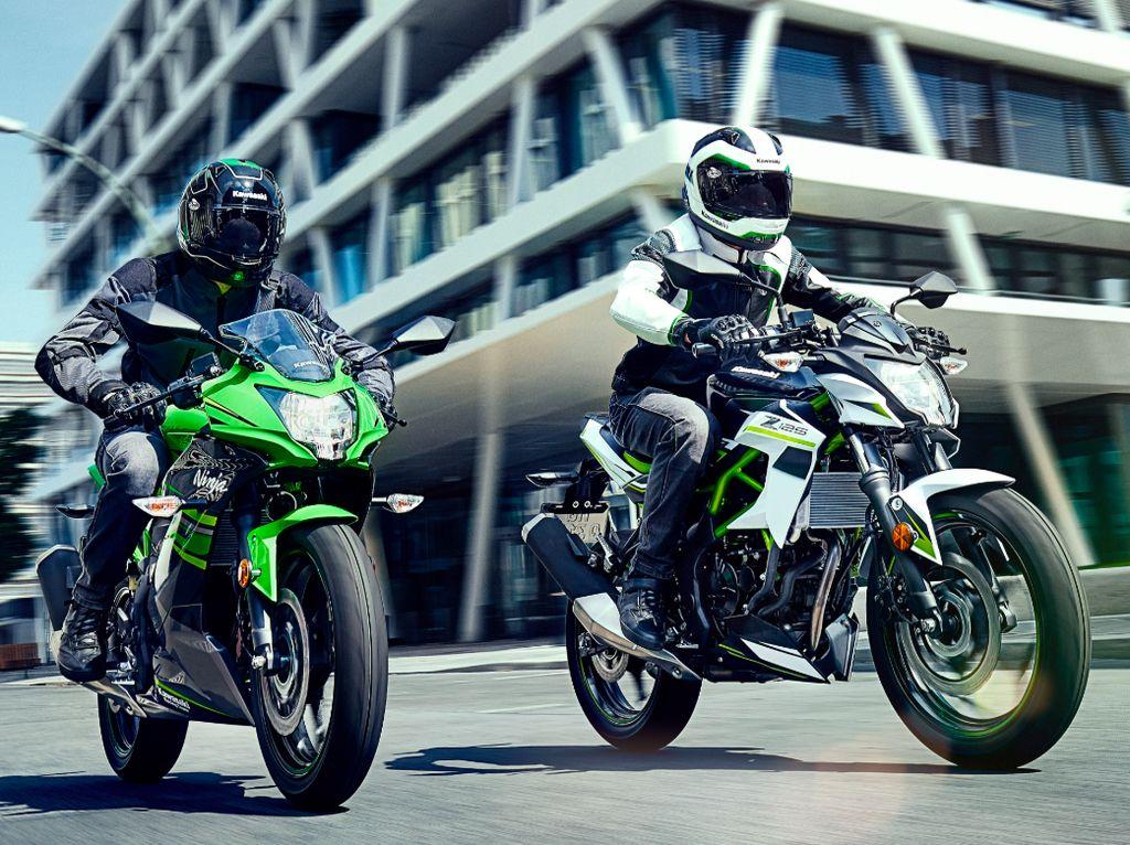 Kawasaki Ninja 125 di Intermot Jerman Ternyata Buatan Indonesia