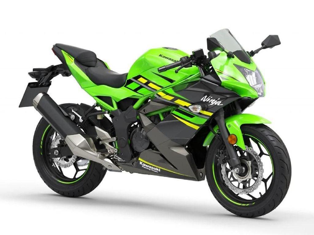 Kawasaki Rilis Model Ninja Terkecil, Hanya 125 cc