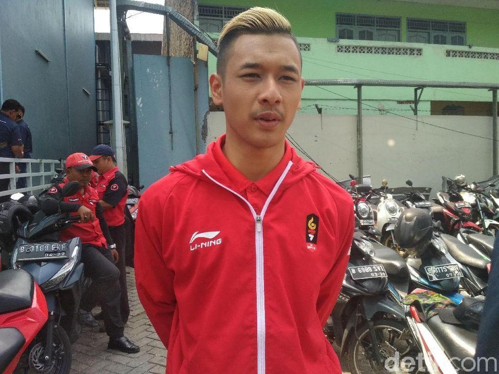 Ini Ungakapan Atlet Silat Hanifan soal Pelukan Jokowi dan Prabowo