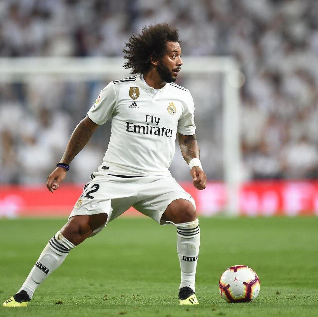 Marcelo Siap Kembalikan Madrid ke Tempat Sebenarnya