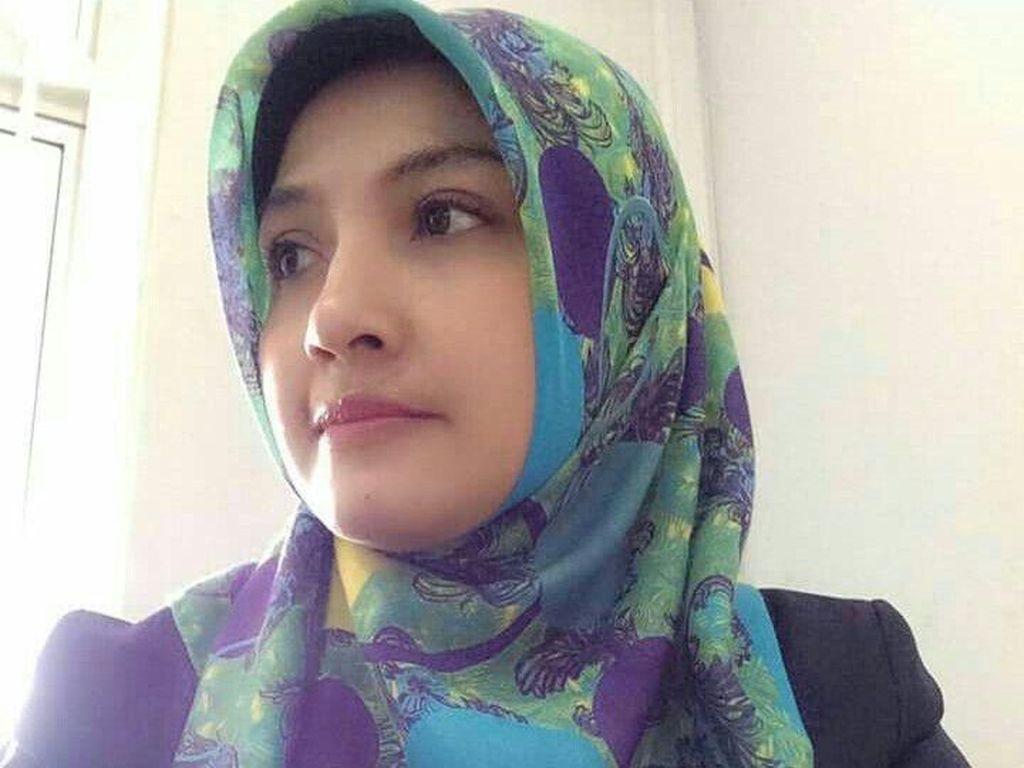 Potret Janda Cantik Sebelum Tewas Penuh Luka Tusuk di Lembang