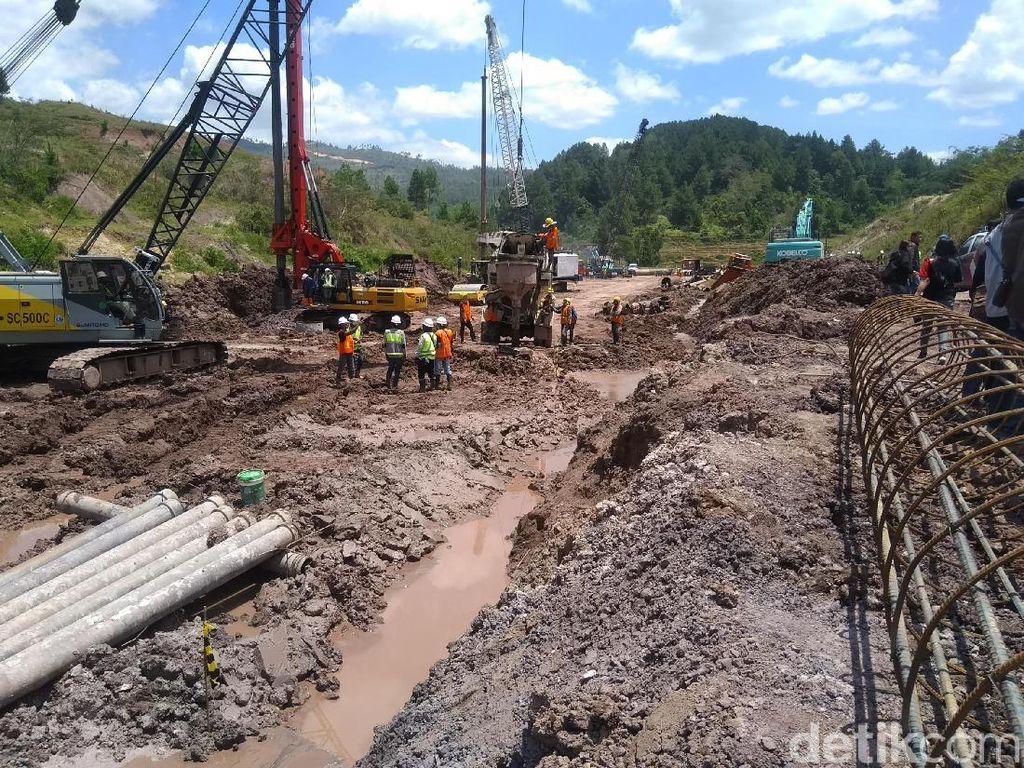 Jokowi Bangun Bandara Tana Toraja, Diapit 3 Bukit