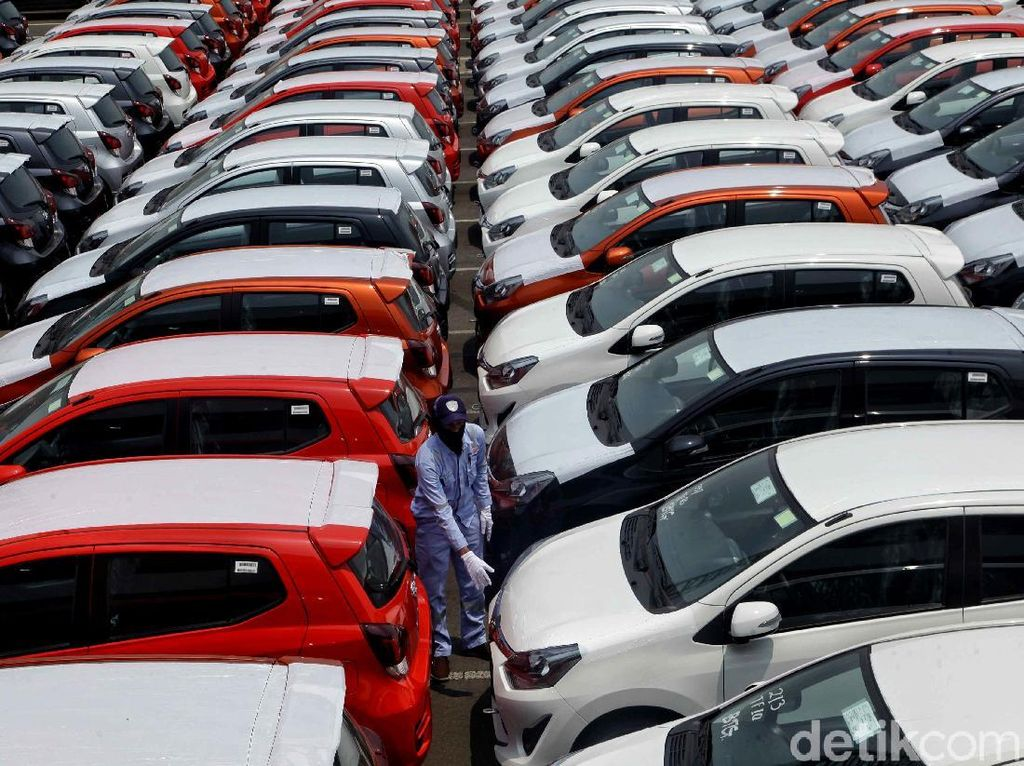 Mobil-mobil Made in Indonesia Makin Laris di Luar Negeri