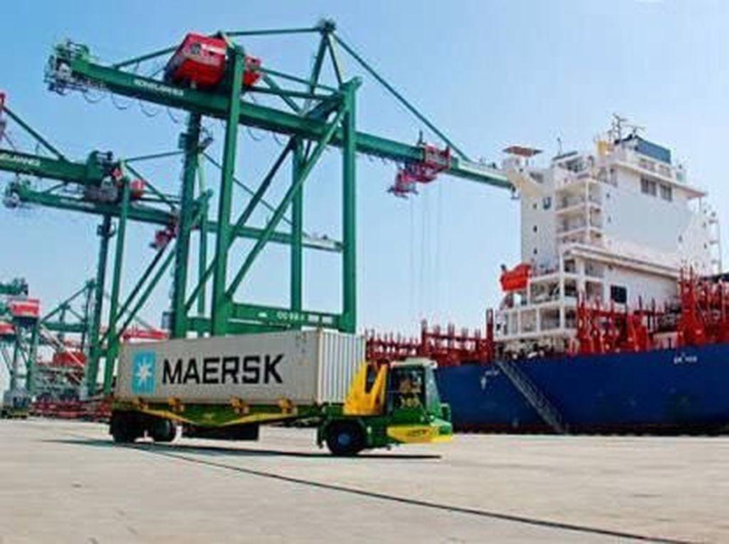 Pelindo III Layani Terminal Industri Migas di Pelabuhan