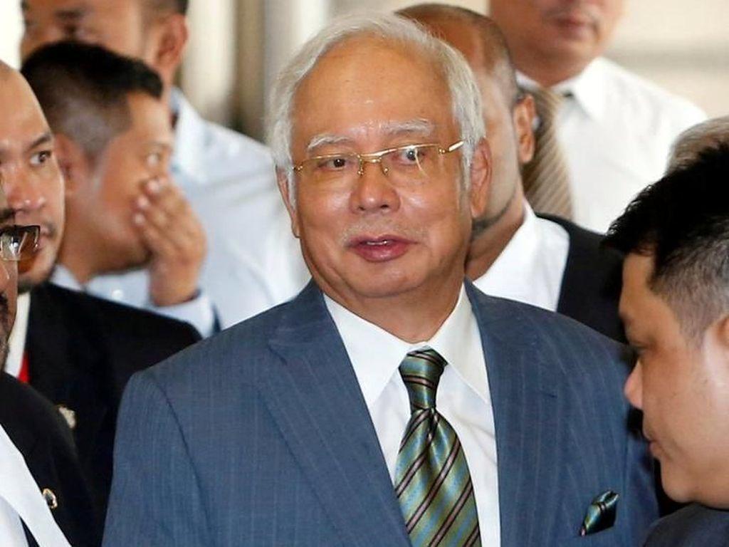 Ingin Bersihkan Nama, Najib Rilis Bukti Sumbangan Rp 1,4 T dari Saudi