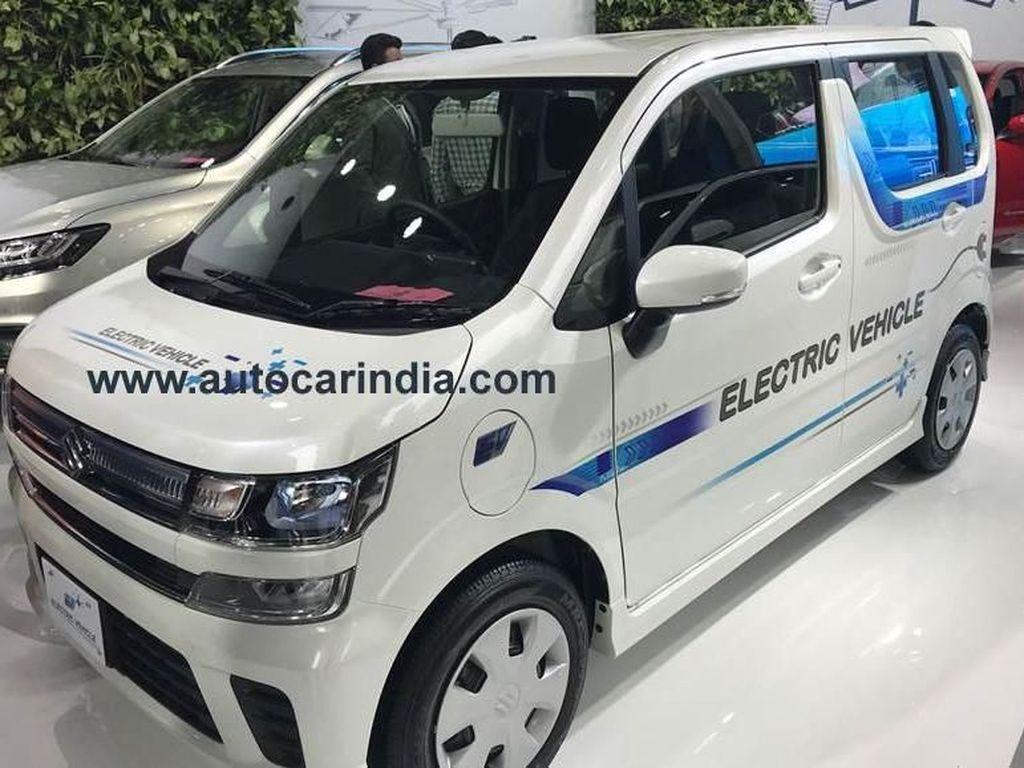 Kendaraan Listrik Mulai Marak di Indonesia, Suzuki Mau Ikut Meramaikan?
