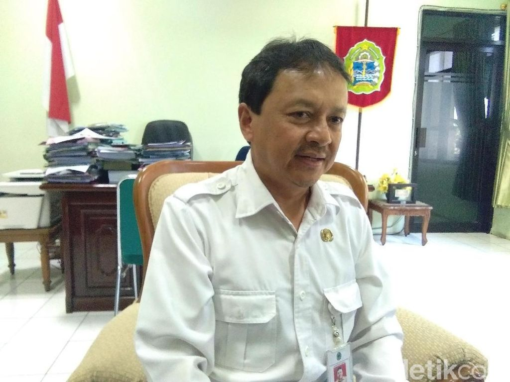 Pemkab Layangkan SP II ke Peternakan Ayam di Geopark Gunung Sewu