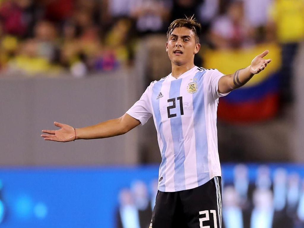 Messi Absen, Dybala Kok Masih Jadi Cadangan?