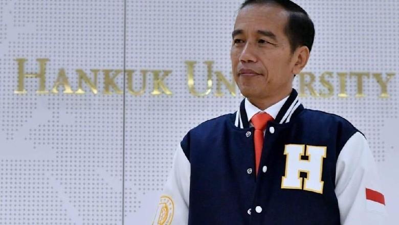 Beri Kuliah Umum di Korsel, Jokowi Cerita Aksinya Bermoge saat Asian Games
