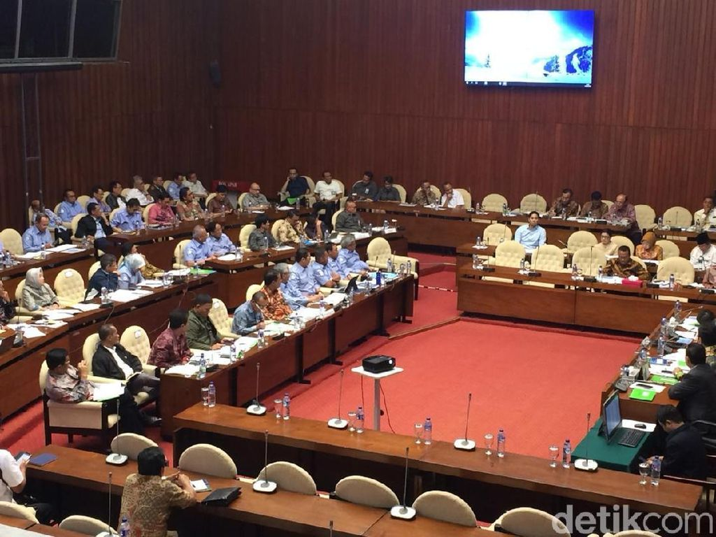 KKP, Kementan dan DPR Rapat 4 Jam Bahas Anggaran, Ini Hasilnya