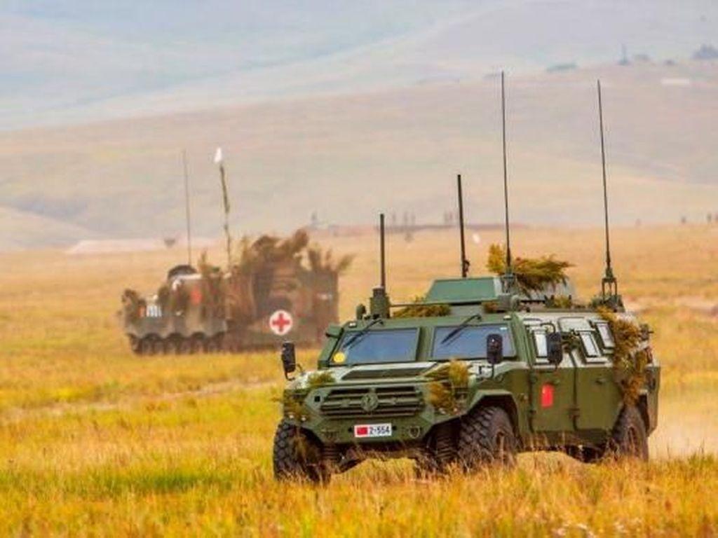 Militer China Berlatih Perang Besar-besaran Dekat Perbatasan India