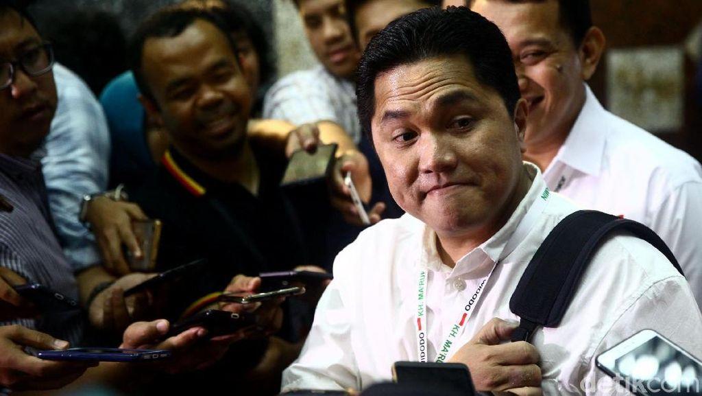 Yusril Setuju Jadi Lawyer Jokowi-Maruf atas Lobi Erick Thohir